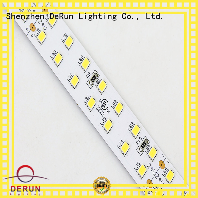 DeRun best dimmable led strip lights supply for building