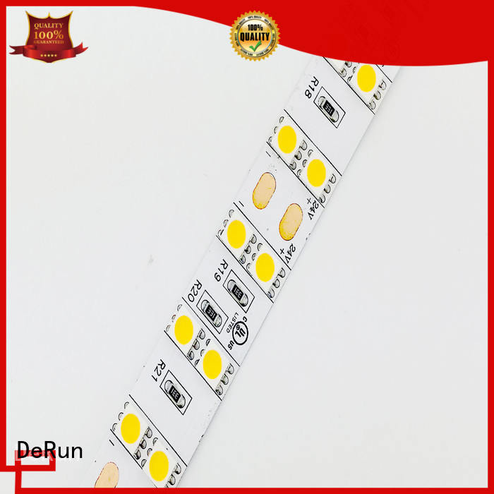 low cost color led strip light led supply for dining room