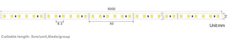 DeRun first-rate neon strip light supply for restaurant-12