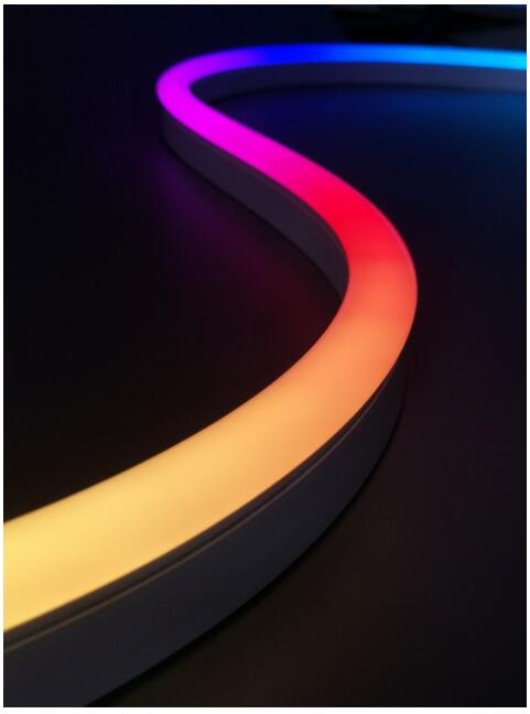 DeRun two-color neon strip light-1