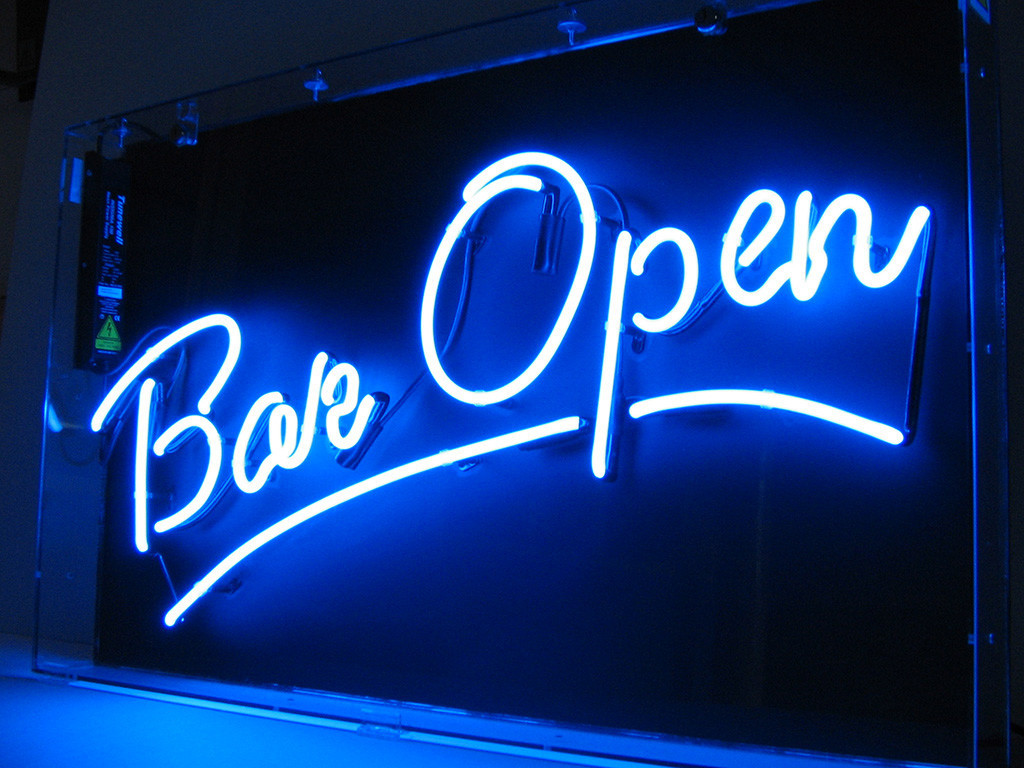 first-rate neon strip light two-color for wholesale for bar