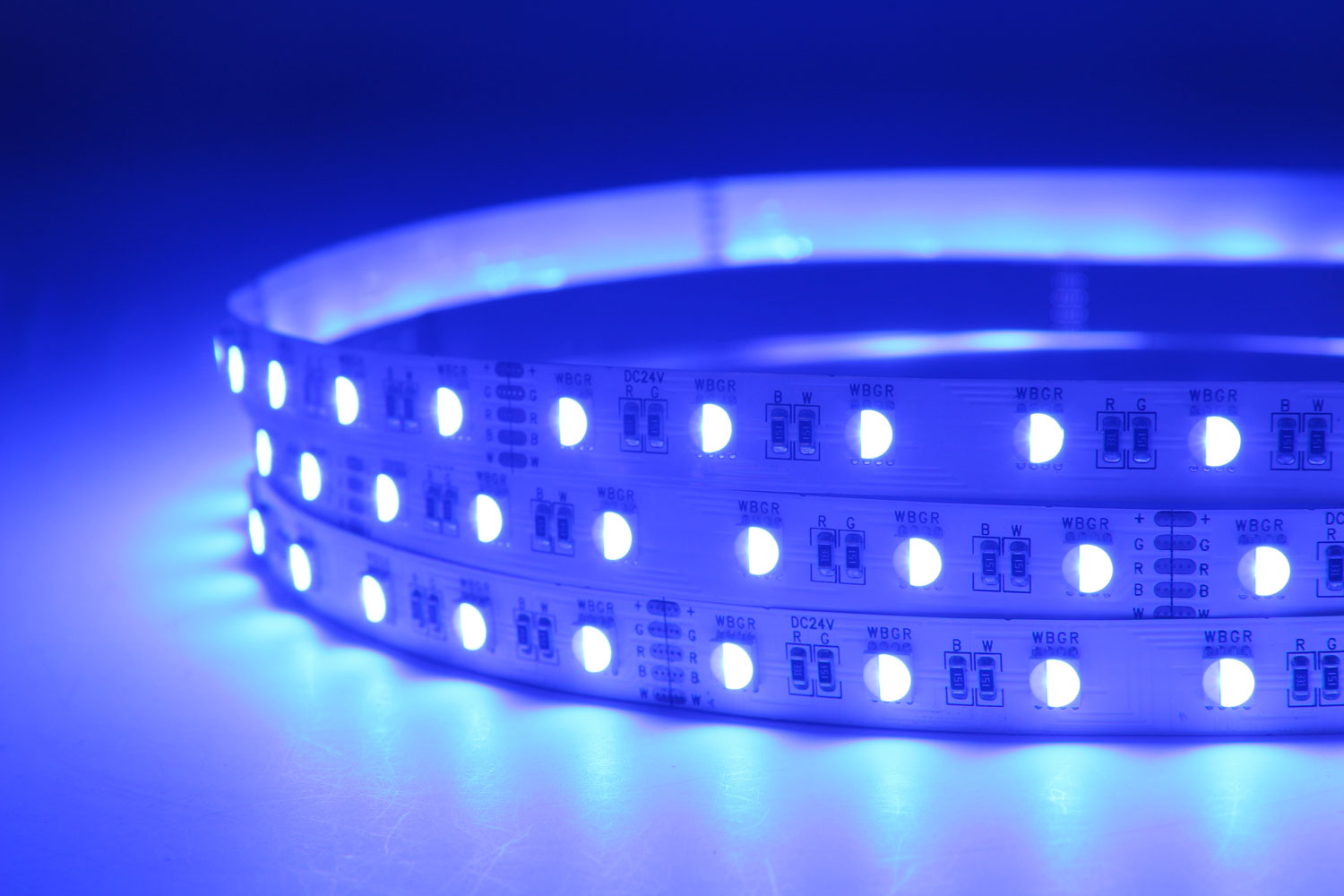 DeRun high-energy rgbcct led strip producer for dining room-5