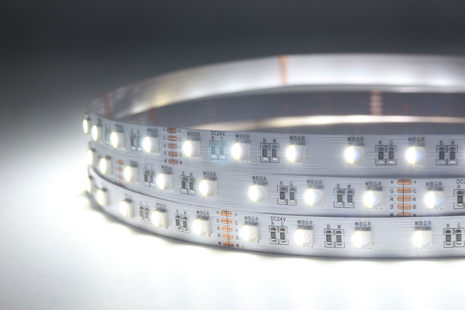 DeRun high-energy rgbcct led strip producer for dining room-6