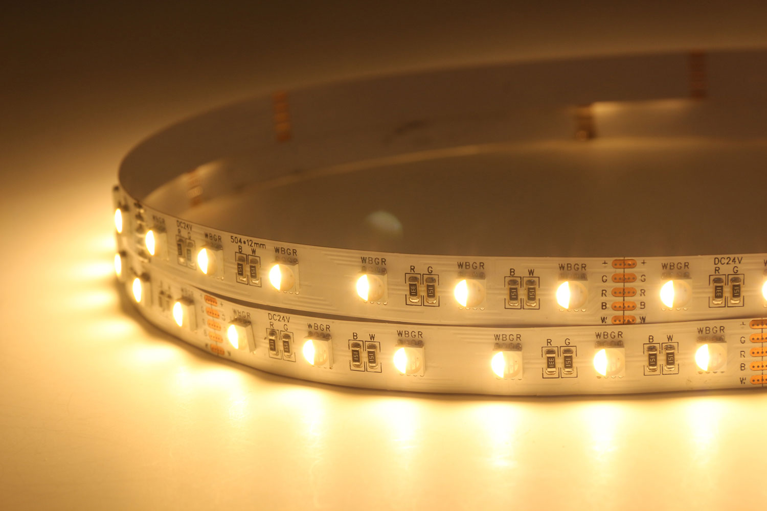DeRun high-energy rgbcct led strip producer for dining room-7