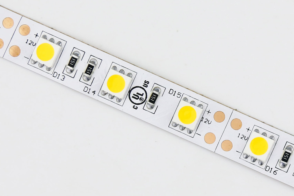 Flexible 16.4' 300 Diodes 5050 LED Strip Light DR-5050FX60-12V