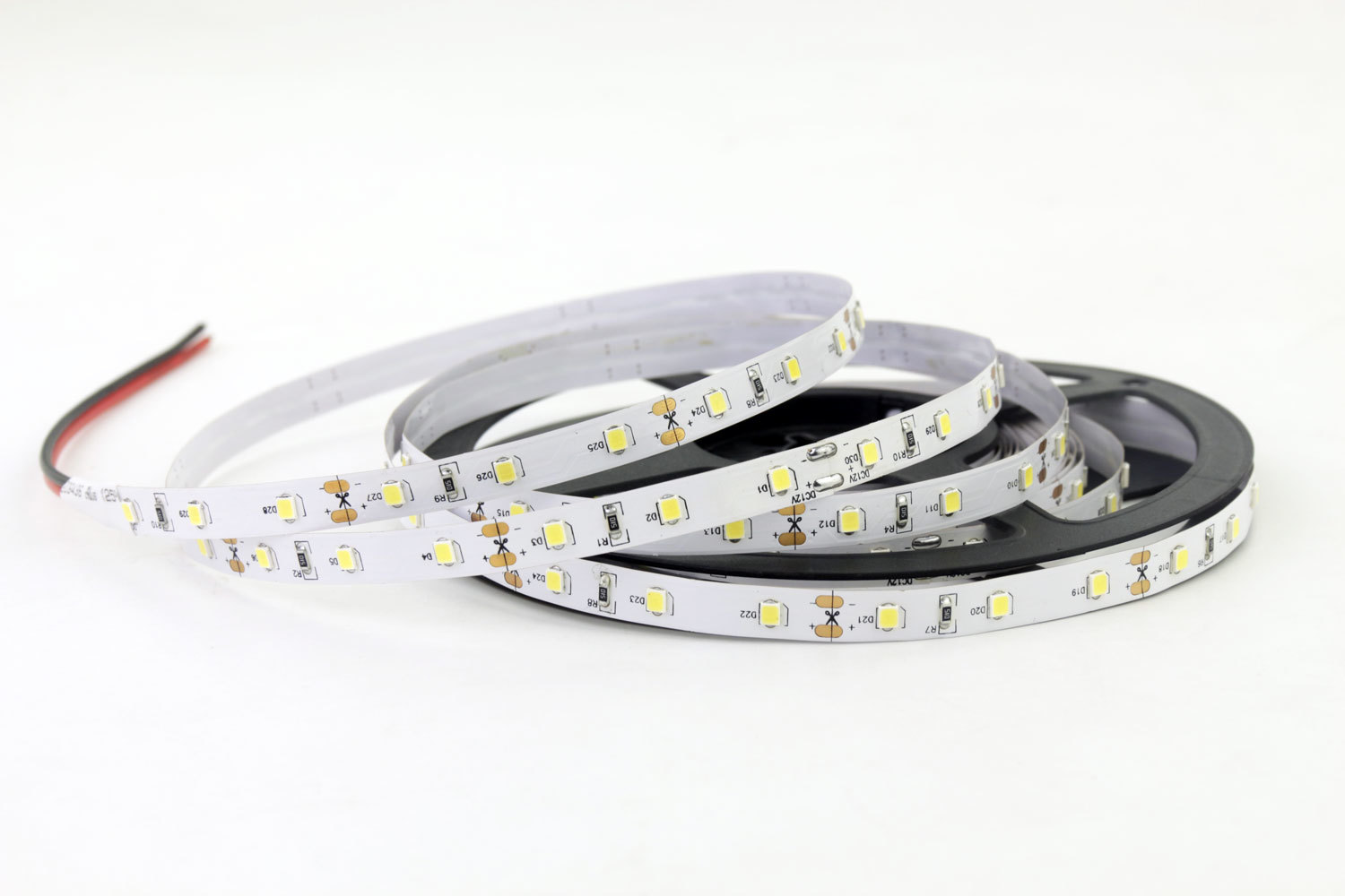 DeRun flexible coloured led strip lights effectively for office