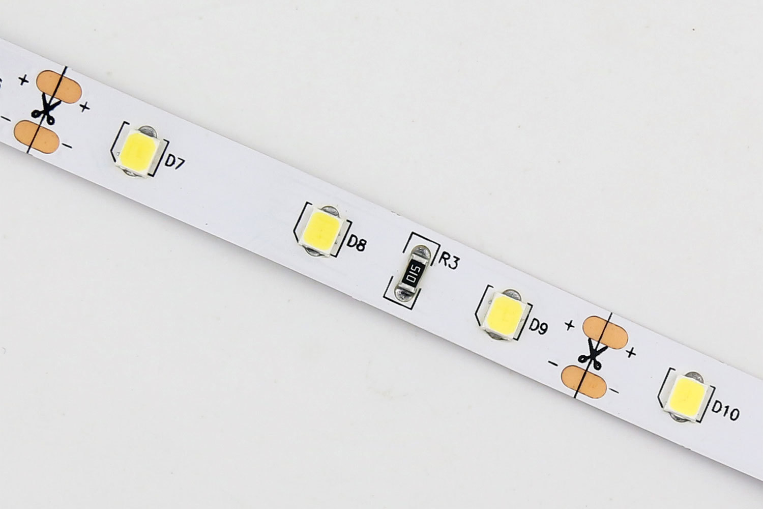 Flexible 16.4' 300 Diodes 2835 LED Strip Light DR-2835FX60-12V