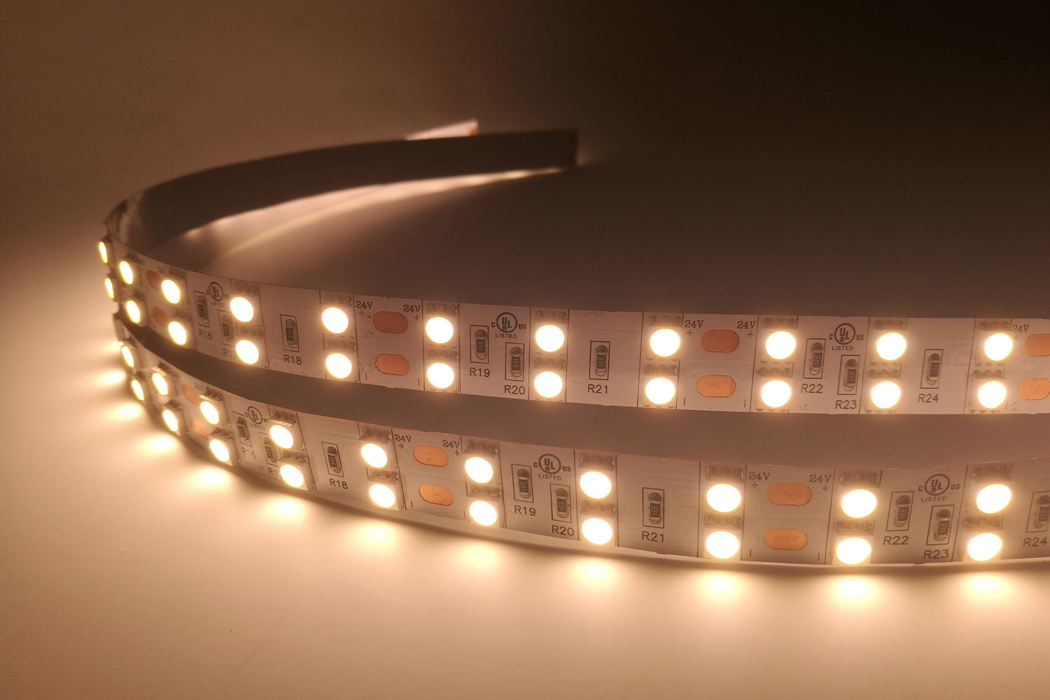 DeRun light warm led strip lights wholesale for office