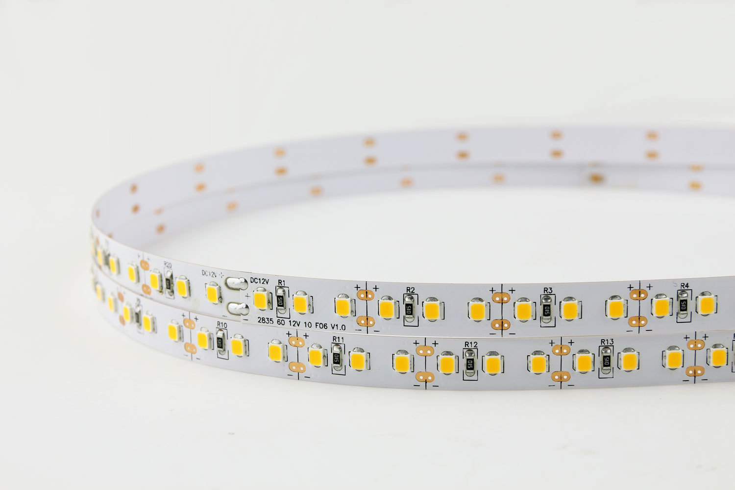 DeRun strip warm led strip lights supplier for wedding
