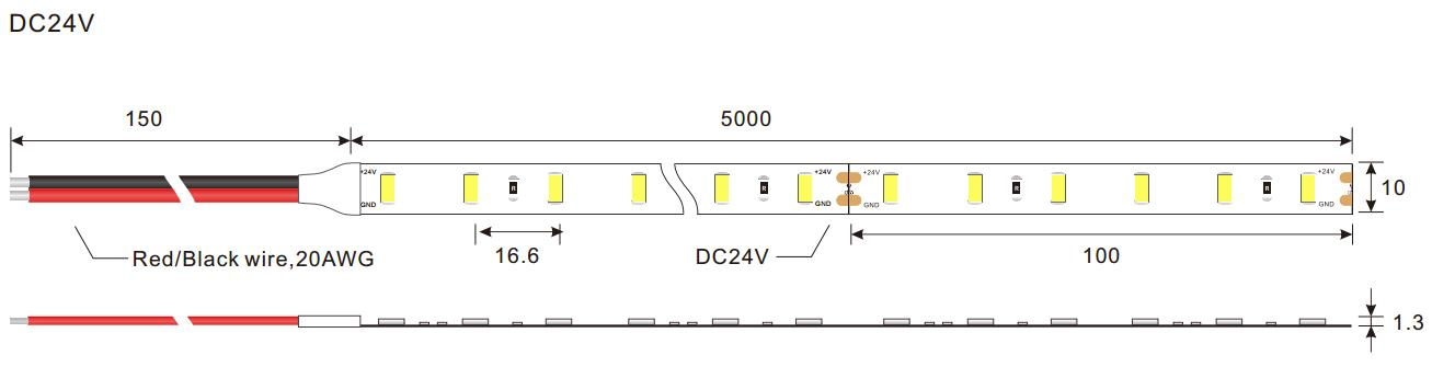DeRun diodes color led strip light supplier for entry-2
