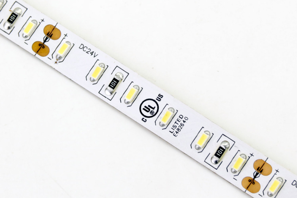 Flexible 16.4' 600 Diodes 3014 LED Strip Light - DR-3014FX120-12V