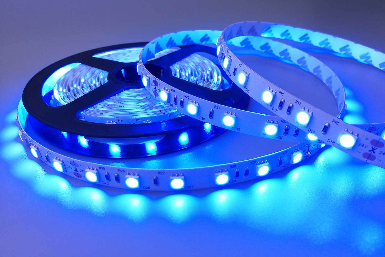 DeRun power pink led strip light certifications for entry-3