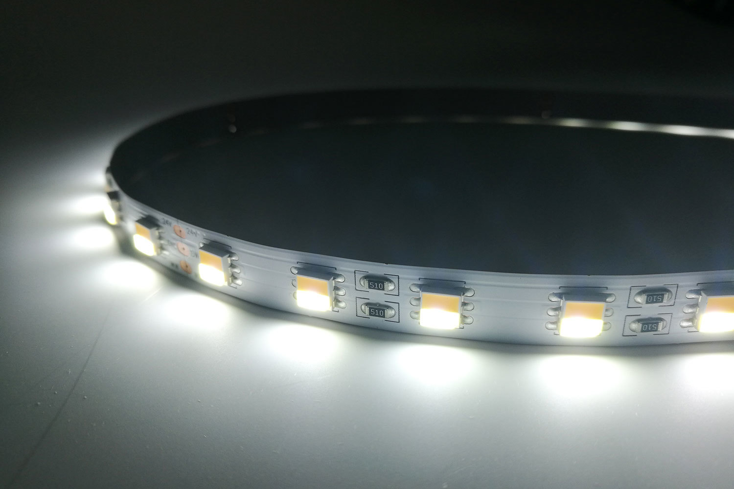 led latest led strip lights chip for dining room DeRun