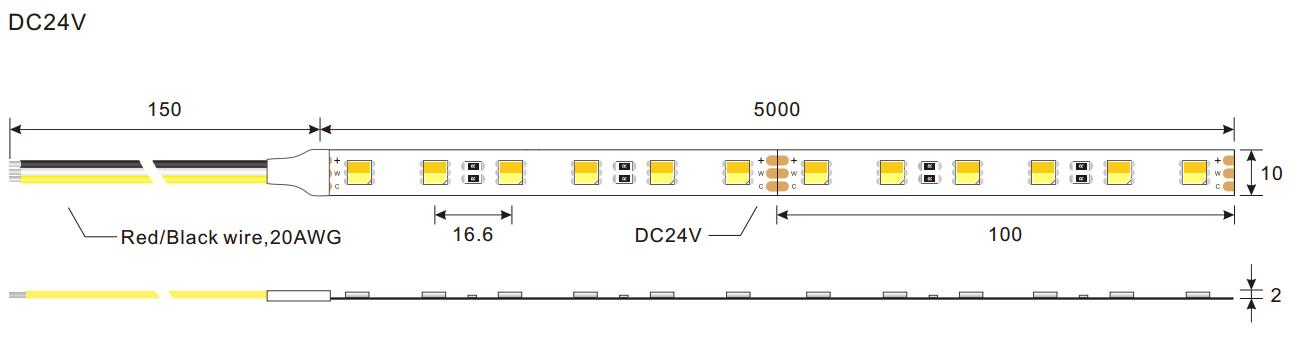 DeRun cct cct led bulk production for hallway-2