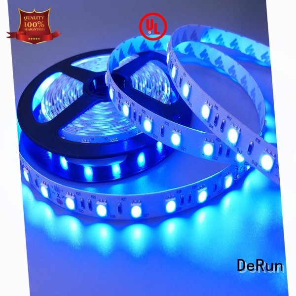 DeRun customizable uv led strip certifications for room