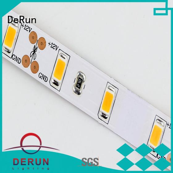 DeRun first-rate coloured led strip lights manufacturer for restaurant