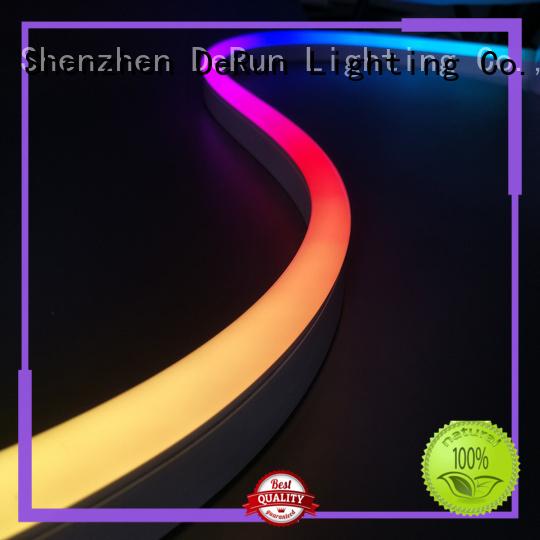 DeRun capabilities neon strip light for room