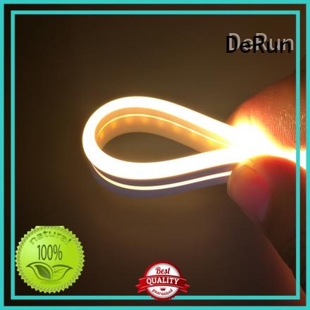 DeRun capabilities neon rope light check now