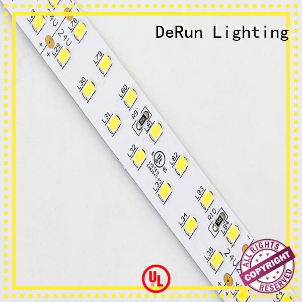 DeRun diodes super bright led strip lights long-term-use for restaurant