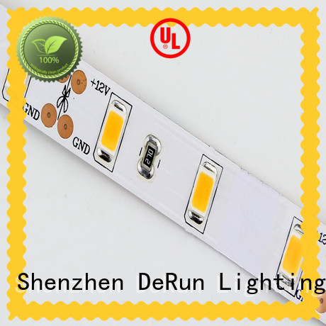 DeRun hot-sale warm led strip lights effectively for bar