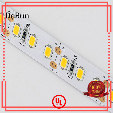 diodes flexible white led strip warm for party DeRun