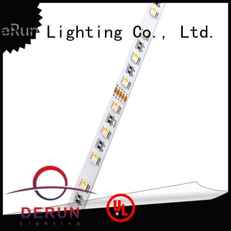 led rgbw led strip light quality for dining room DeRun