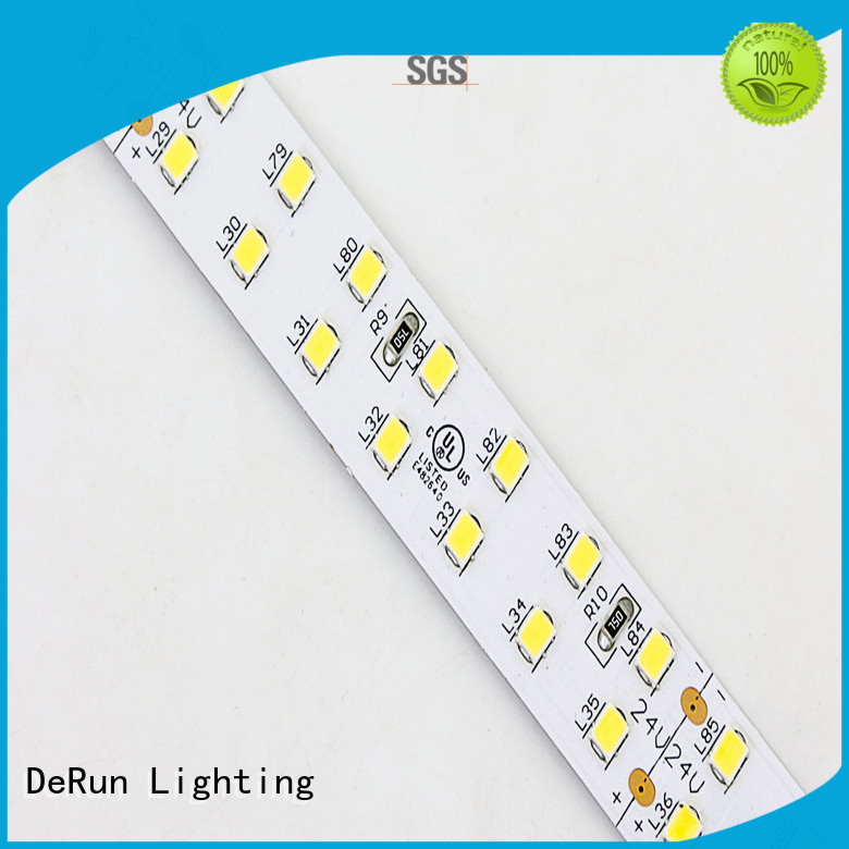 scientific high output led strip output for entry