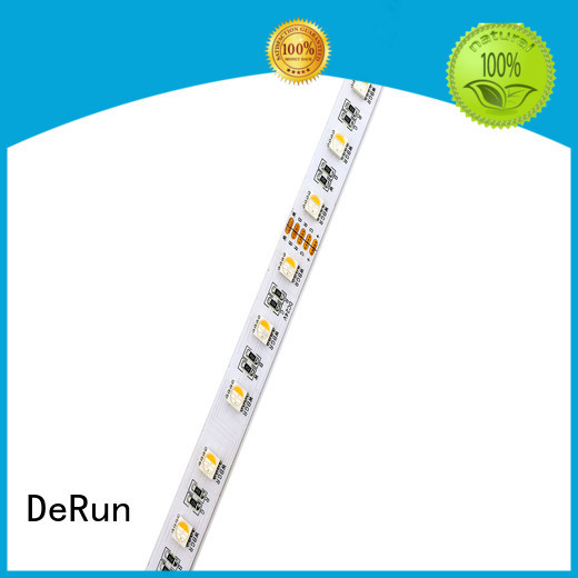 flexible rgbw led strip light producer for cabinet DeRun