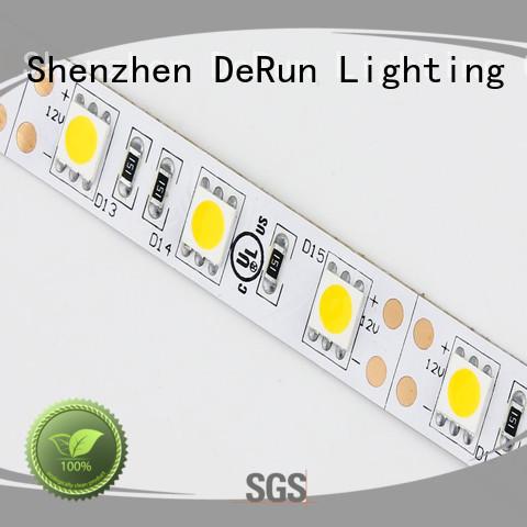warm led strip lights diodes supply for restaurant