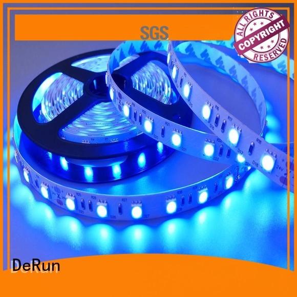 DeRun color uv led strip for bar