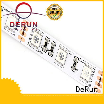 DeRun colors rgbw led tape widely-use for signboard