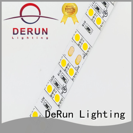 DeRun dotless dimmable led strip lights supplier for restaurant
