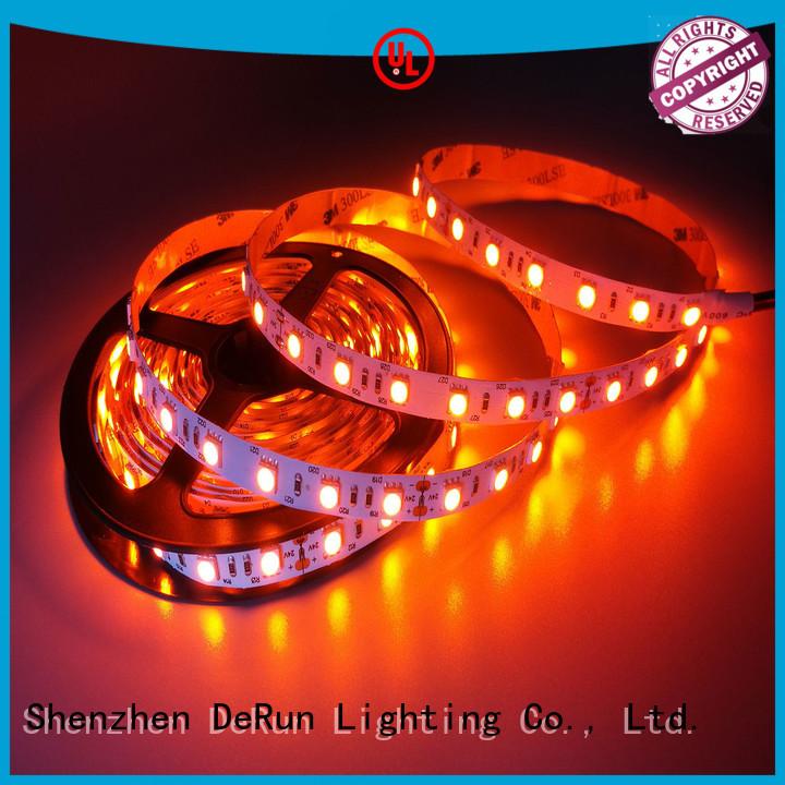 DeRun light uv led strip supplier for foyer