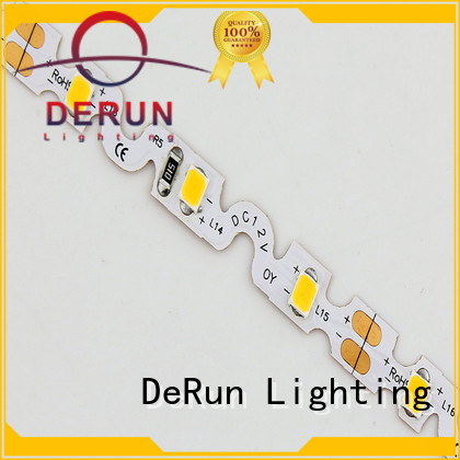 DeRun features bendable led strip at discount for signboard