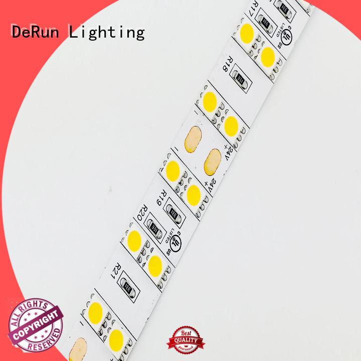 DeRun scientific brightest led strip vendor for dining room