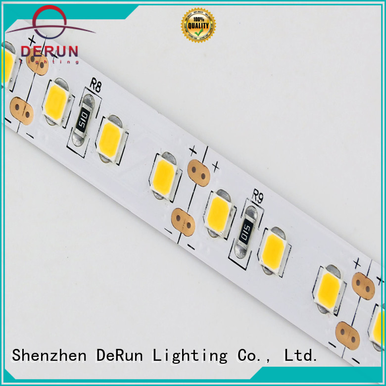 different coloured led strip lights warm for party DeRun