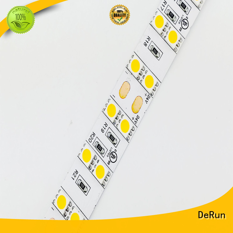 DeRun industry-leading brightest led strip order now for entry