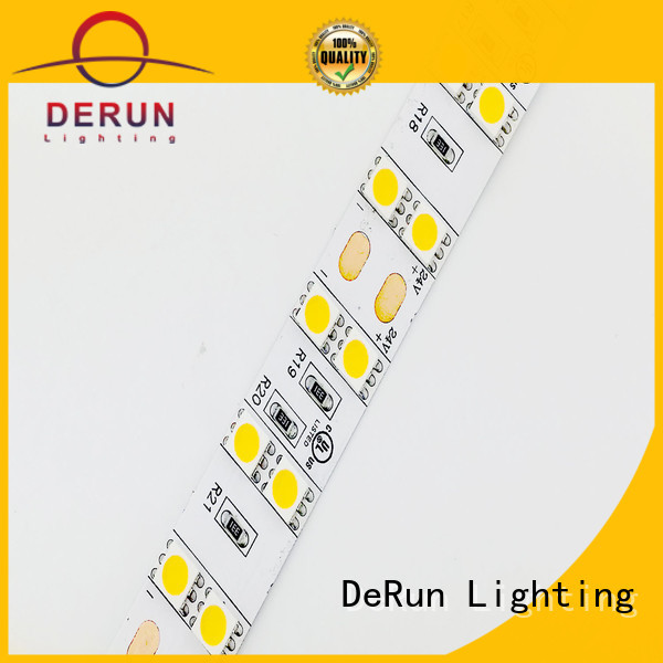 DeRun different coloured led strip lights manufacturer for restaurant