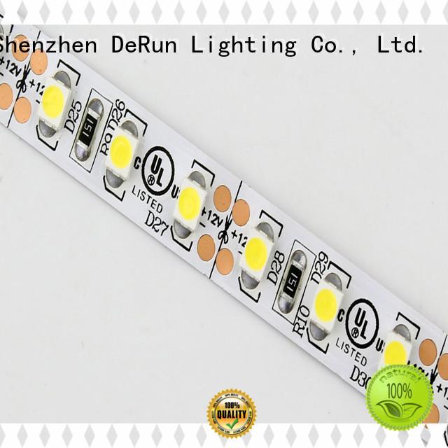 DeRun different warm led strip lights wholesale for bar