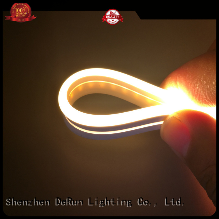 DeRun high-end led neon flex buy now for party