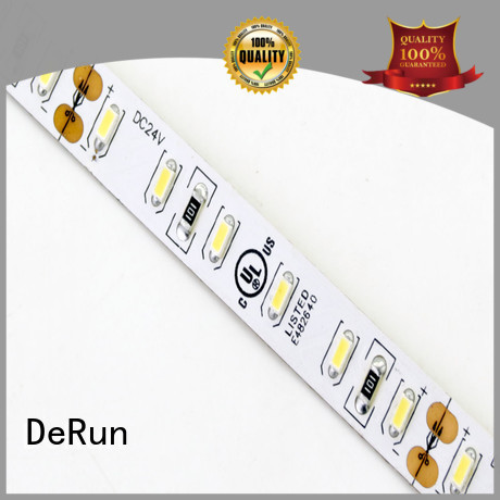 DeRun low cost warm led strip lights effectively for foyer