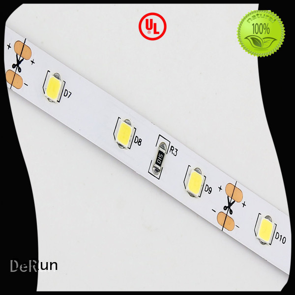 DeRun first-rate color led strip light supplier for party