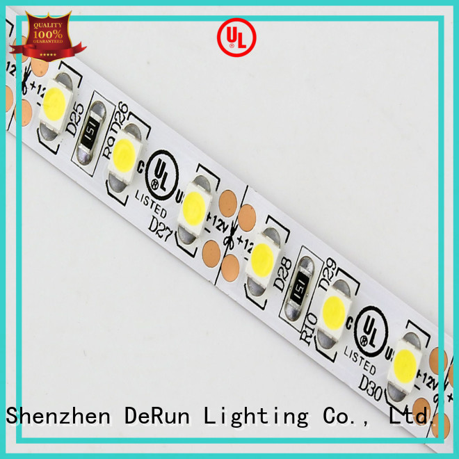 DeRun new-arrival color led strip light diodes for office