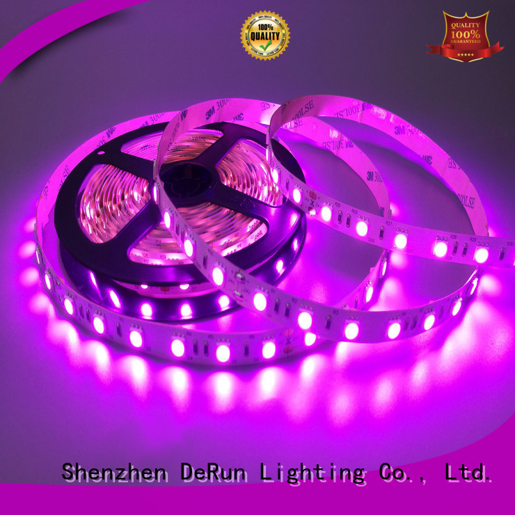 DeRun customizable amber led strip widely-use for party