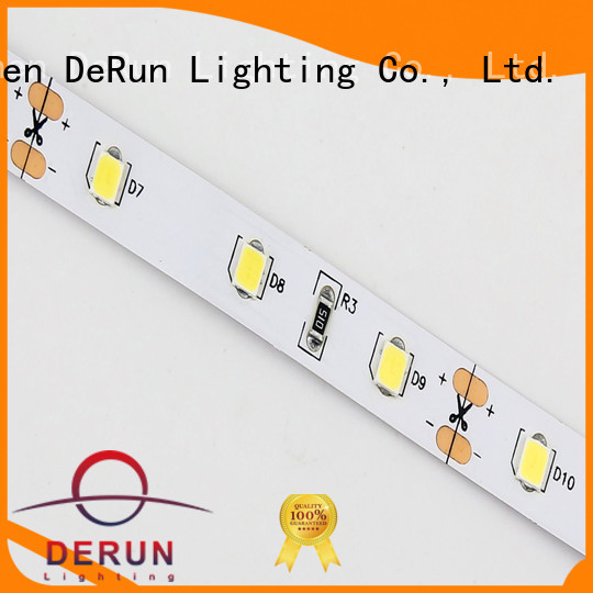 warm white led strip factory for event DeRun