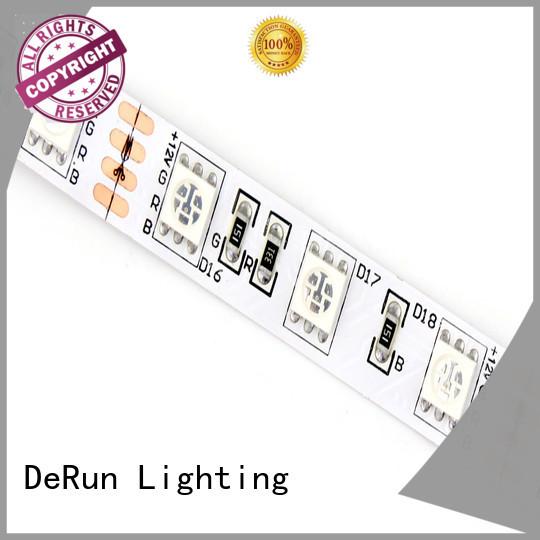 rgbw light strip colors for foyer DeRun