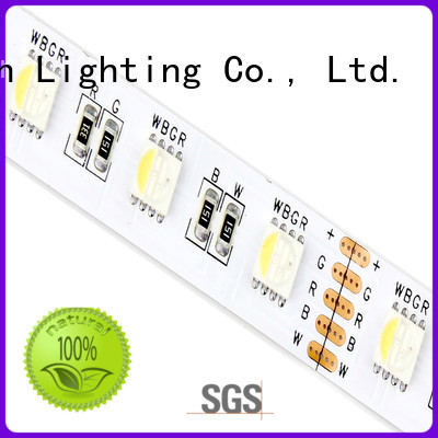 DeRun useful rgbw led strip light flexible for dining room