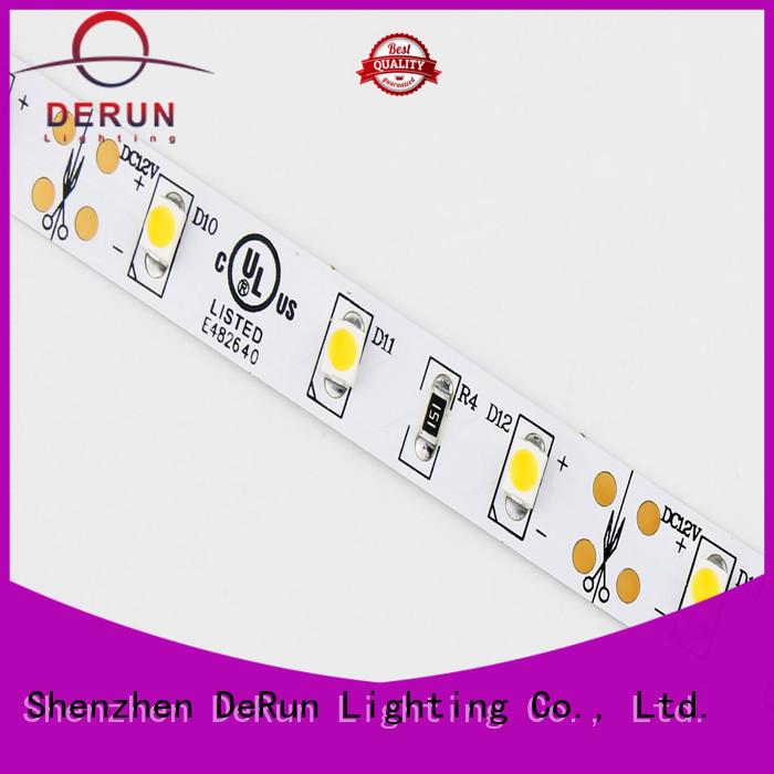 DeRun coloured led strip lights wholesale for bar