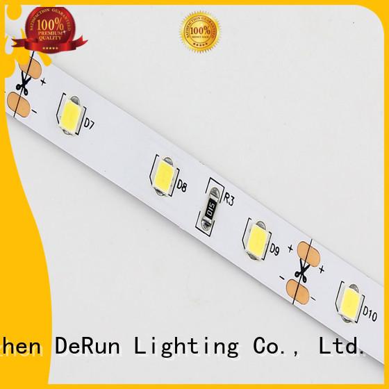 led flexible tape light lifespan for hallway DeRun