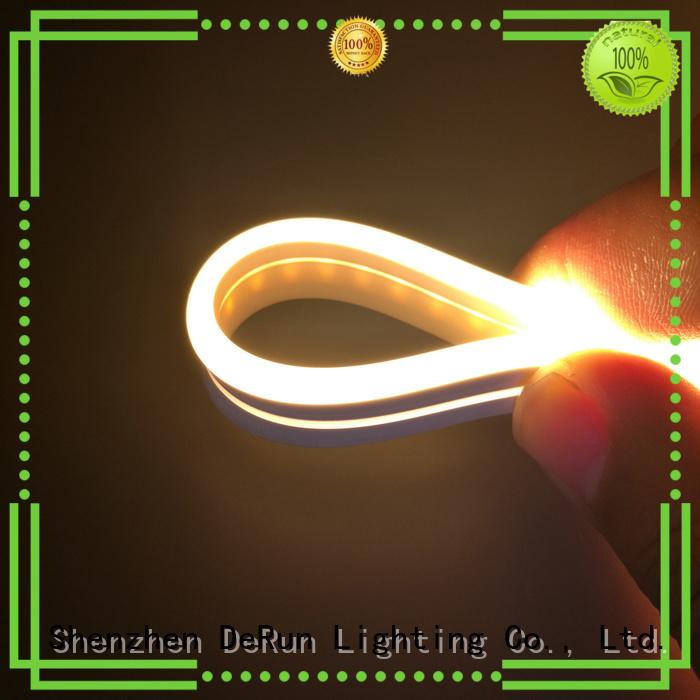 DeRun neon led neon flex for wholesale for bar